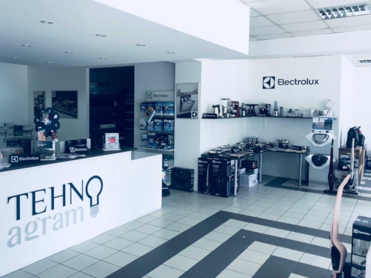 Servisno-prodajni centar za Electrolux i Aeg aparate