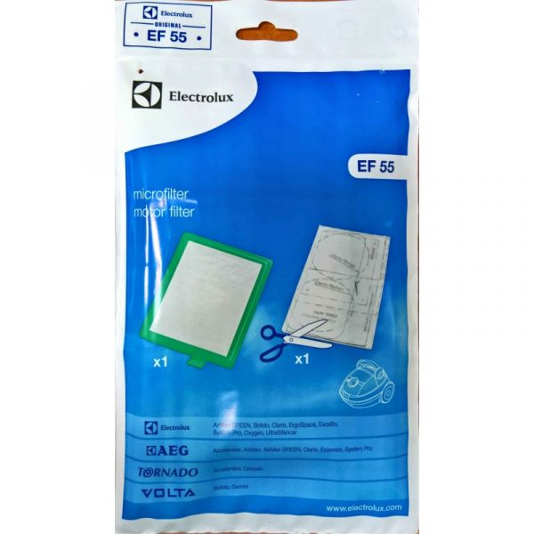 EF 55 Microfilter+motor filter